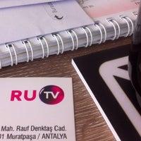 Photo taken at RU.TV Representation in Turkey by Ayrina R. on 4/2/2015
