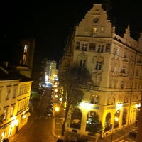 Photo taken at Grand Hotel Bohemia by Mary Y. on 11/3/2012