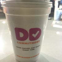 Photo taken at Dunkin' Donuts by RoZi S. on 6/24/2016
