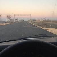Photo taken at Diyarbakır - Ergani Yolu by Arda D. on 12/12/2016