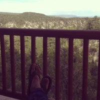Photo taken at Zion Ponderosa Ranch Resort by Cameron C. on 8/3/2013