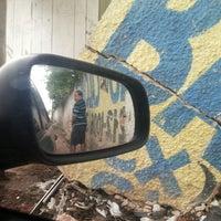 Photo taken at Feira da Marambaia by Dilson D. on 9/8/2013
