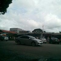 Photo taken at Feira da Marambaia by Dilson D. on 2/22/2014