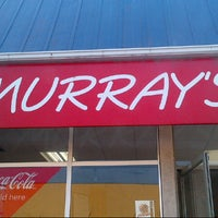 Photo taken at Murrays Pizza by Black Cloud B. on 5/12/2013