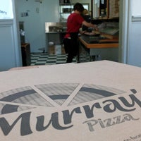Photo taken at Murrays Pizza by Black Cloud B. on 5/1/2014