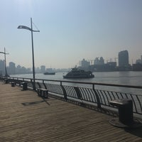 Photo taken at 复兴路渡口 Fuxing Road Ferry by Elisa A. on 11/5/2016