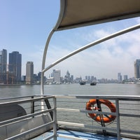 Photo taken at 复兴路渡口 Fuxing Road Ferry by Elisa A. on 5/1/2016