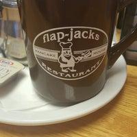 Photo taken at Flap-Jacks Pancake House Restaurant by Alyssa B. on 9/25/2016