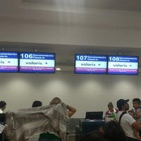 Photo taken at Volaris Ticket Counter by Martín S. on 8/27/2017
