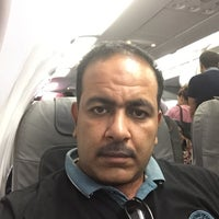 Photo taken at Gate F3 by Ahmed S. on 7/30/2015