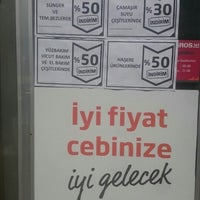 Photo taken at Migros by Aa B. on 9/19/2015