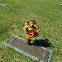 Photo taken at Resurrection Cemetery by J T. on 5/29/2016