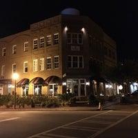 Photo taken at Historic Downtown Senoia by Stephen G. on 7/30/2016