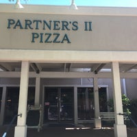 Photo taken at Partner's II Pizza by Stephen G. on 5/26/2017