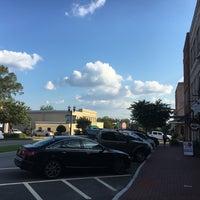 Photo taken at Historic Downtown Senoia by Stephen G. on 9/16/2016