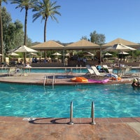 Photo taken at Legacy Golf Resort Poolside by Stephen G. on 6/20/2013