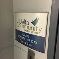 Photo taken at Delta Community Credit Union by Stephen G. on 12/7/2017
