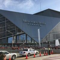 Foto tirada no(a) Mercedes-Benz Stadium por Stephen G. em 6/20/2018