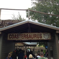 Photo taken at Coastersaurus by Stephen G. on 11/29/2013