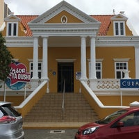Photo taken at Curacao Tourist board by Stephen G. on 6/12/2018