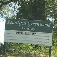 Photo taken at Greenwood Cemetary by Stephen G. on 8/27/2016