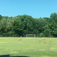 Photo taken at McCurry North Soccer Complex by Stephen G. on 6/6/2018