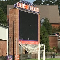 Photo taken at Historic Riggs Field by Stephen G. on 10/15/2017