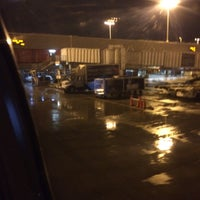 Photo taken at Gate A6 by Stephen G. on 1/2/2015