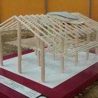 Photo taken at Facultad de Arquitectura y Urbanismo by Agustina R. on 10/29/2015