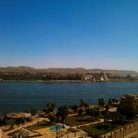 Photo taken at King Akhenaton Luxurious Hotel by Bill Z. on 11/14/2012
