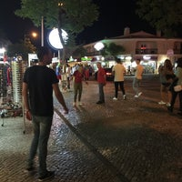Photo taken at Areias de São João by Felipe S. on 7/6/2016