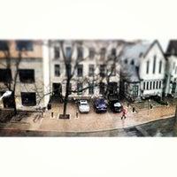 Photo taken at Ryerson University by Greg S. on 4/13/2013