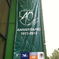 Photo taken at Instituto Tecnológico De Tlalnepantla by Oscar Marcos G. on 3/15/2013
