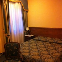 Photo taken at Best Western Albergo San Marco by Lucas R. on 11/18/2012