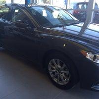 Photo taken at Mazda Saltillo by Frances C. on 3/7/2014
