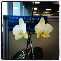 Photo taken at Colliers International by Veronika L. on 12/29/2014