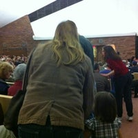 Photo taken at St. Charles Parish Catholic Church by Michael E. on 12/14/2012