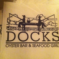 Photo taken at Docks Oyster Bar by Abrahan O. on 12/5/2012