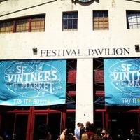 Photo taken at San Francisco Vintners Market by Dominic P. on 4/13/2013
