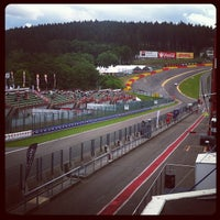 Photo prise au Circuit de Spa-Francorchamps par Shahine B. le7/28/2013