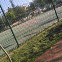 Photo taken at Pazaryeri parkı by Mine Ö. on 9/17/2015