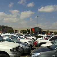 Photo taken at Vaal Mall by Phillip J. on 3/31/2013
