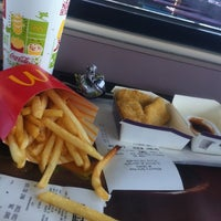 Photo taken at McDonald's by Christian J. on 2/27/2013