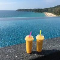 Photo taken at Surin Beach Resort by Yana G. on 3/5/2017