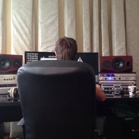 Photo taken at Студия Ура-Records by Yana G. on 9/14/2014