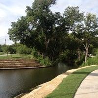 Photo taken at Vitruvian Park by Adam G. on 7/27/2013