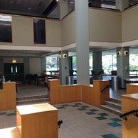 Photo taken at Bryant University Bryant Center by Eric M. on 5/6/2013