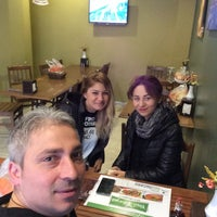 Photo taken at Mavi&Yeşil Restaurant by Alı G. on 10/27/2015