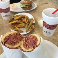 Photo taken at Orcutt Burger by Leo S. on 3/14/2016