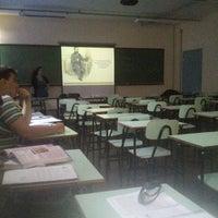 Photo taken at Prédio 74 by Eduardo F. on 11/8/2013
